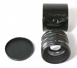 Camera lens by Ambico