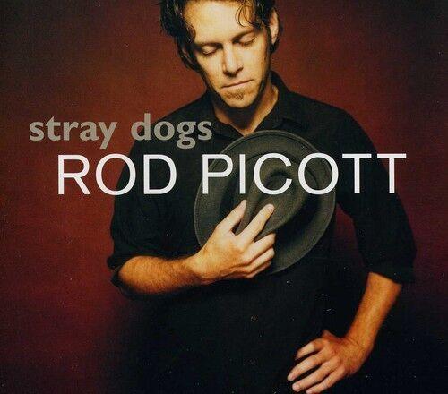 Rod Picott - Stray Dogs [New CD] Digipack Packaging