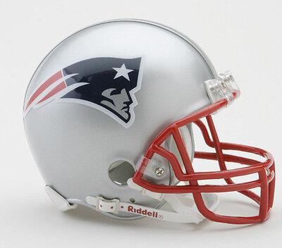 NEW ENGLAND PATRIOTS NFL Football Helmet BIRTHDAY WEDDING CAKE TOPPER - Patriots Birthday