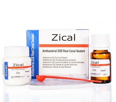 Prevest Denpro Zical Antibacterial Sealant For Filling Root Canals Dental Use