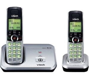 VTECH CS639 DECT 6.0 Cordless phone with Caller ID/Call Waiting