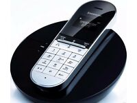 Sagemcom D77T Contemporary Designer DECT Digital Cordless Phone.