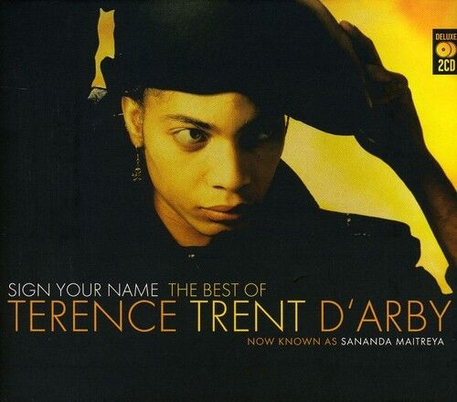 Sign Your Name: Very Best Of Terence Trent D'Arby - Ter (2007, CD NEU)2 DISC SET