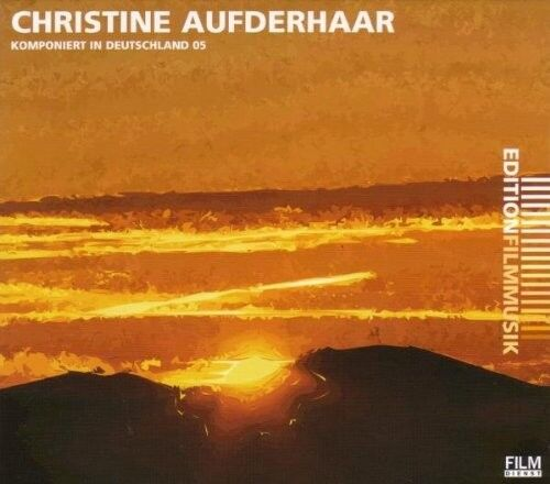 CHRISTINE AUFDERHAAR - KOMPONIERT IN DEUTSCHLAND 5  CD NEU