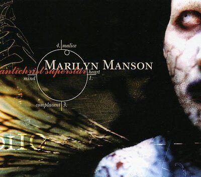 Marilyn Manson - Antichrist Superstar [New CD] Explicit