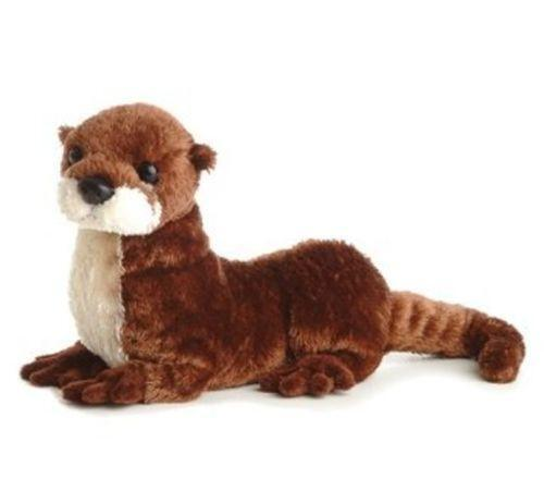 Otter Plush Ebay