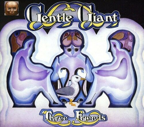 Gentle Giant - Three Friends [New CD] Rmst