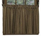 Primitive Curtains Tiers