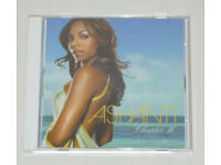 MUSIC CD ALBUM ASHANTI CHAPTER 2 R&B 21 TRACKS SOUL II ROCK WIT U I FOUND LOVIN*
