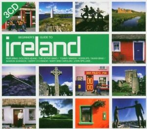 Beginner's Guide To Ireland-New and sealed 3 cd set + bonus cd