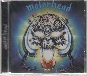 MOTORHEAD-OVERKILL-CD-F-C-SIGILLATO