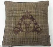 Scottish Cushion