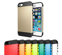 SLIM ARMOR CASE COVER for iPhone 5 / 5S