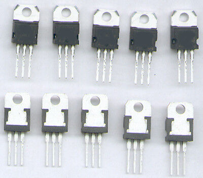5 x IRF3205  N-LEISTUNGS-.MOSFET  55V 110A  200W TO220