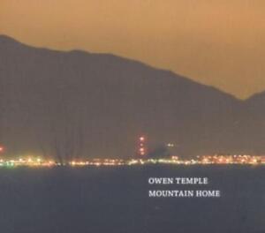 CD Owen Temple Mountain Home Album Digibag (K122)
