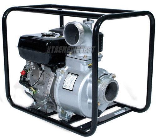 Portable Gas Pump : Portable gas water pump ebay