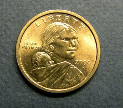 Us One Dollar Coin 2000 Ebay