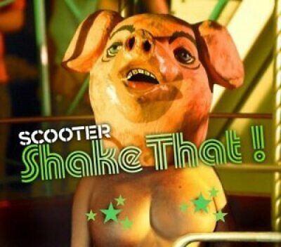 Scooter [maxi-cd] shake that! (2004, ltd. edition)