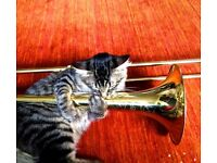TROMBONE PLAYER WANTED