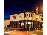 MANAGER for independent bar and music venue