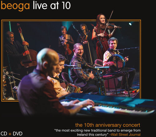 Beoga - Live at 10: 10th Anniversary Concert [New CD]