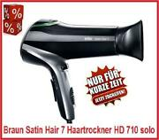 Braun Satin Hair 7 Haartrockner