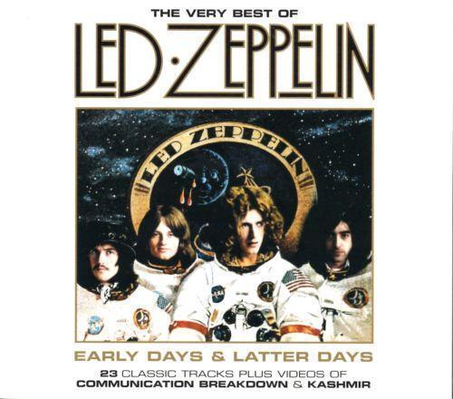 LED Zeppelin Early Days Latter Days