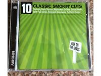 CD MINISTRY OF SOUND Classic Smokin' Cuts 10