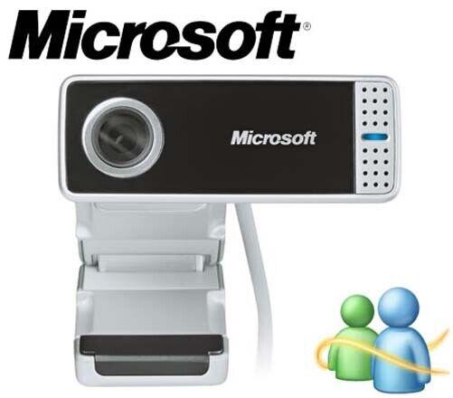 Microsoft Lifecam VX-7000 WebCam Kamera mit integriertem Mikrofon 2.0 Megapixel