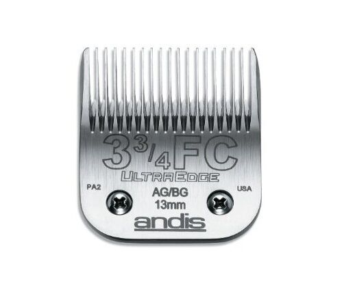 ANDIS 3 3/4 FC CLIPPER BLADE. 13mm. 1/2""