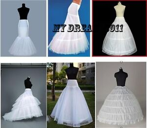 5-Styles-Hoop-Crinoline-Slip-Petticoat-Different-Layers-Wedding-Underskirt