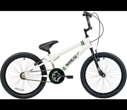 "BMX Bike Banzai Park 20"" Wheel White BRAND NEW in BOX"