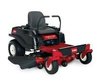 Toro SS5000 Timecutter Zero-Turn City of Halifax Halifax Preview