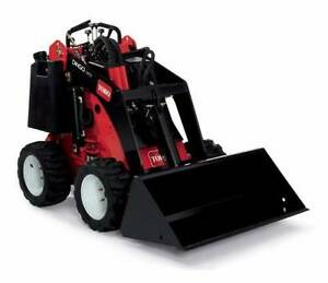MINI DINGO LOADER DRY HIRE - INCLUDES 4IN1 BUCKET& TRAILER Belmore Canterbury Area Preview