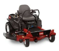Toro MX5050 Timecutter Zero-Turn City of Halifax Halifax Preview