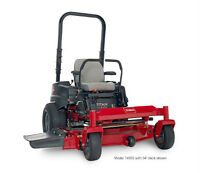 """TORO"" ZERO TURN MOWER 60"" TITAN ZX6000 - 74863"