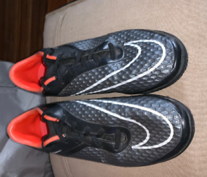 Nike Hypervenom Indoor Soccer boots good condition size 9.5 Bulleen Manningham Area Preview