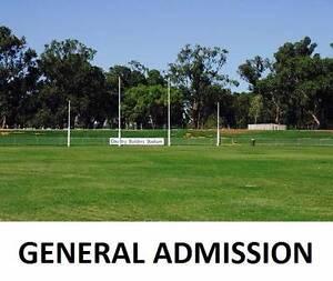 1-6 WEST COAST EAGLES FREMANTLE DOCKERS GERALDTON TICKETS Geraldton Geraldton City Preview