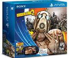 Sony PlayStation Vita Launch Edition Black Handheld System