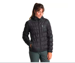 MEC Uplink Hoodie - Women's - Black - camping, hiking, ultralite