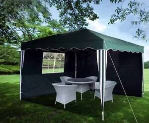 3x3m Gazebo Folding Market Party Tent Marequee Canopy Shade*Green Thomastown Whittlesea Area Preview