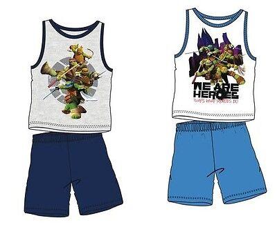 Ninja Turtles Schlafanzug 98 104 116 128 Junge - Ninja Turtles Schlafanzug