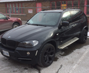 2007 BMW X5 4.8 sport package SUV, Crossover