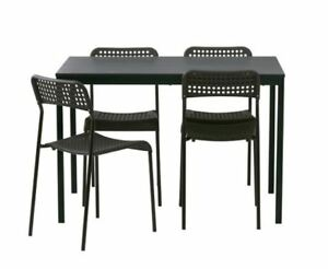 Ikea Black Dining Room Table Like New Condition