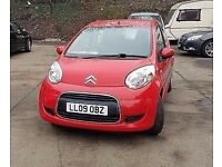 2009 Citroen C1 1.0 VTR 3dr Facelift - £20/Year Tax. 1 Year M.O.T