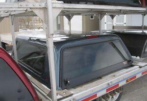 2007-2013 GMC Sierra 5.8' Stealth Grey Leer 100R Truck cap