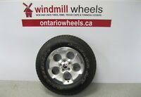 Jeep Wrangler Alloy Rim & A/T Tire Package