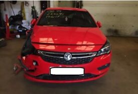 Vauxhall Astra k for breaking