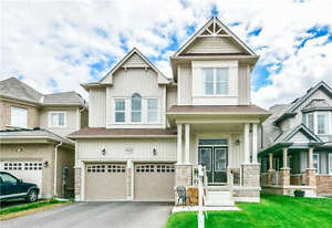 Gorgeous detached house for rent in NorthGlen area,Bowmanville