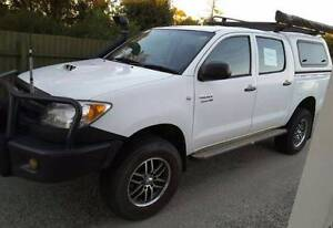 2007 Toyota Hilux Ute Pyramid Hill Loddon Area Preview